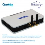 VoIPDistri.com start the sales of OpenVox WGW1002G Expands Low-Density VoIP GSM Gateway Product Line